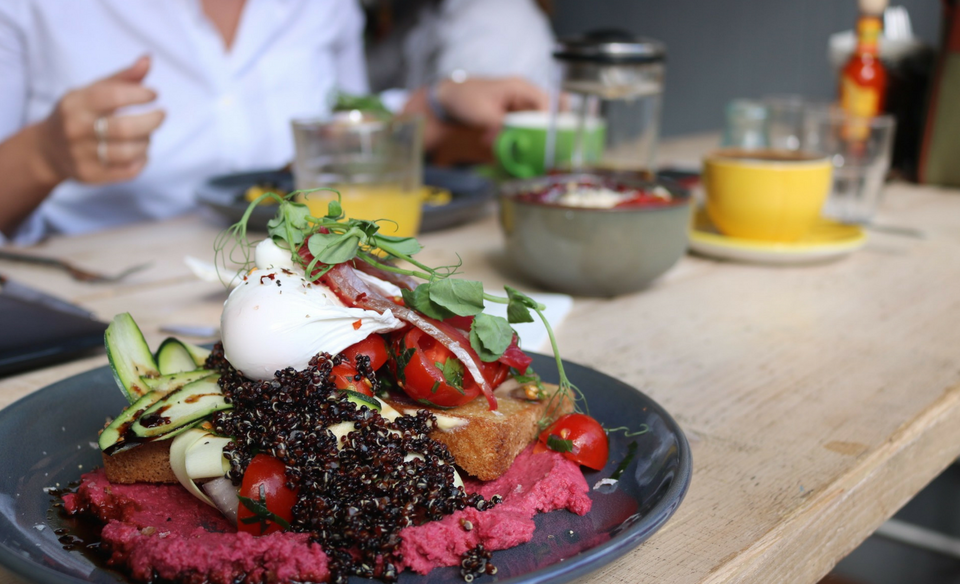 #ChicEats: Brother Marcus, London