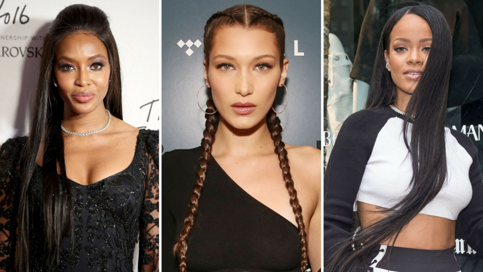 Celebrity Long Hair Looks We Love