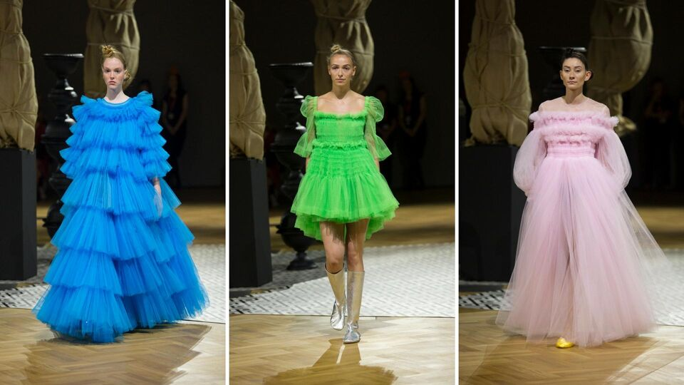 Fashion In Motion: The V&A Celebrates The Work Of Molly Goddard