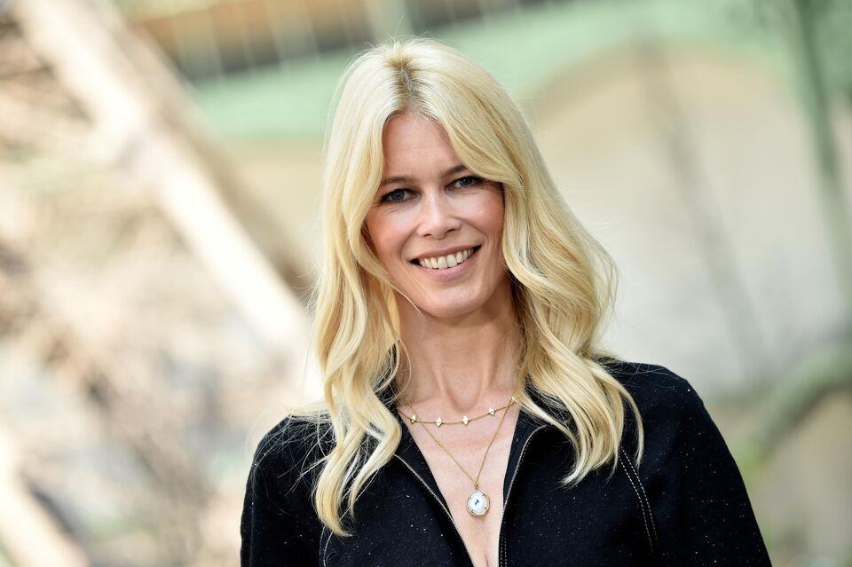 Claudia Schiffer Is Launching A Make-Up Line