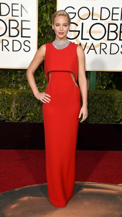 Jennifer Lawrence Best Red Carpet Moments