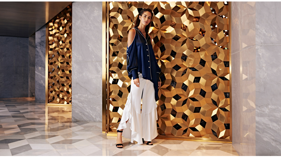 Exclusive: Jonathan Simkhai's Capsule Collection For The Middle East
