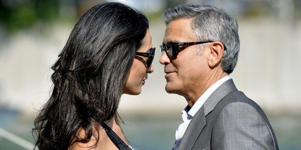 George and Amal Clooney's Cutest Moments