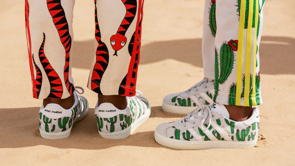 Mini Rodini Collaborates With Adidas On Another Adorable Collection