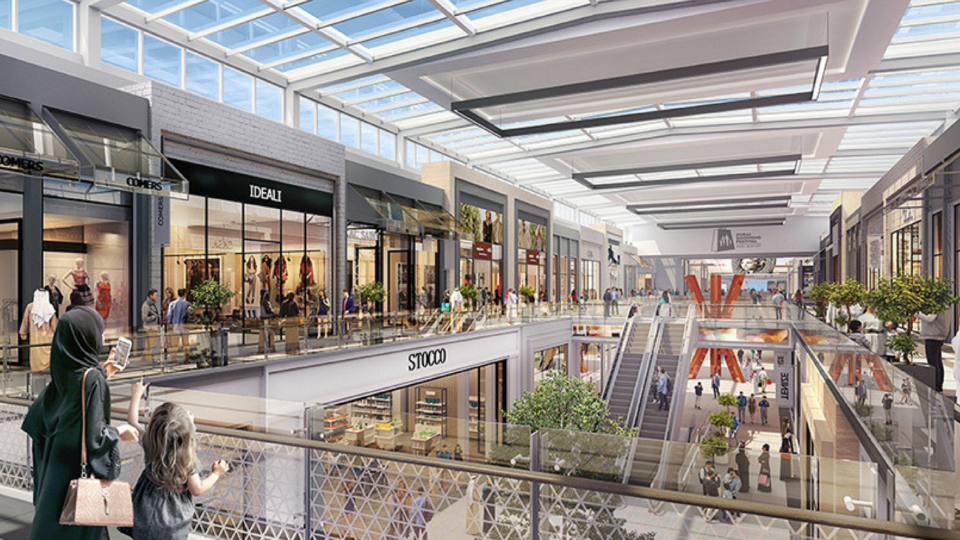 Dubai Is Launching Another Huge Shopping Mall