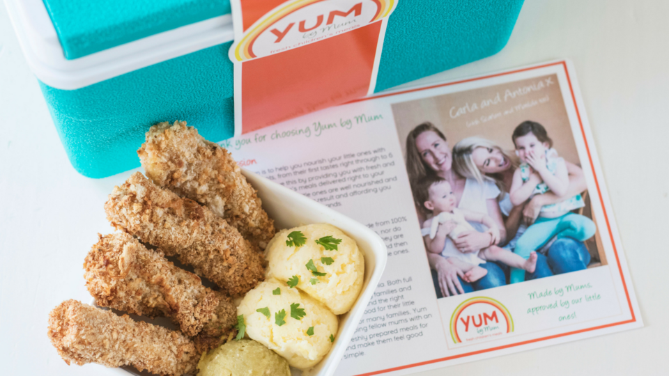 Yum By Mum: Dubai's First Food Delivery Service for Babies And Children