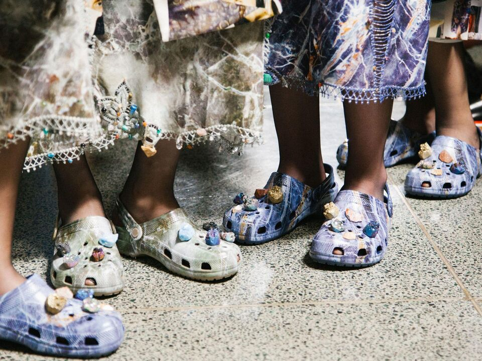 Those Christoper Kane Crocs Are Now In The UAE & Under Dhs400