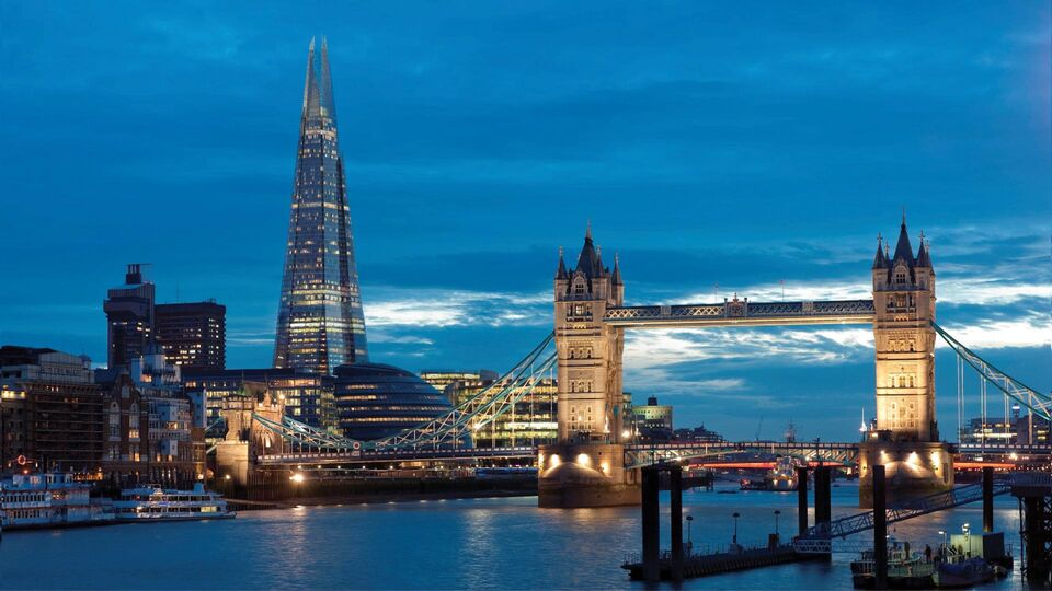 Shangri-La Hotel At The Shard: A Skyscraping View Of London