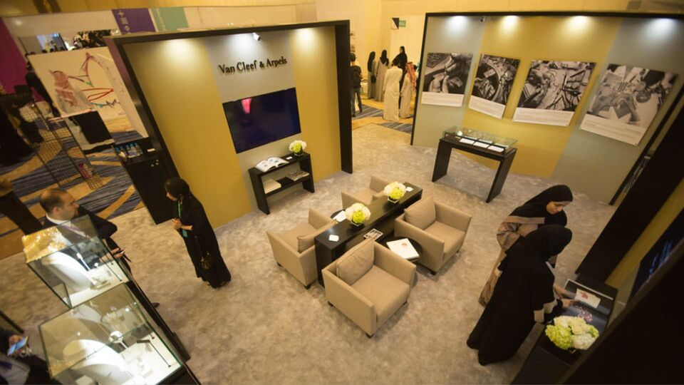 Van Cleef & Arpels Announce Jewellery Exhibition At Saudi Design Week 2017