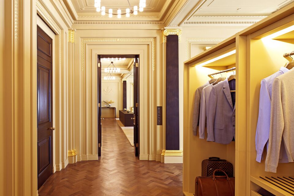 Hotel Café Royal To Launch In-Room Wardrobe Service