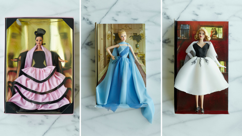 Barbie Girl: A Look Inside Designer Yasmin Al Mulla's Incredible Doll Collection
