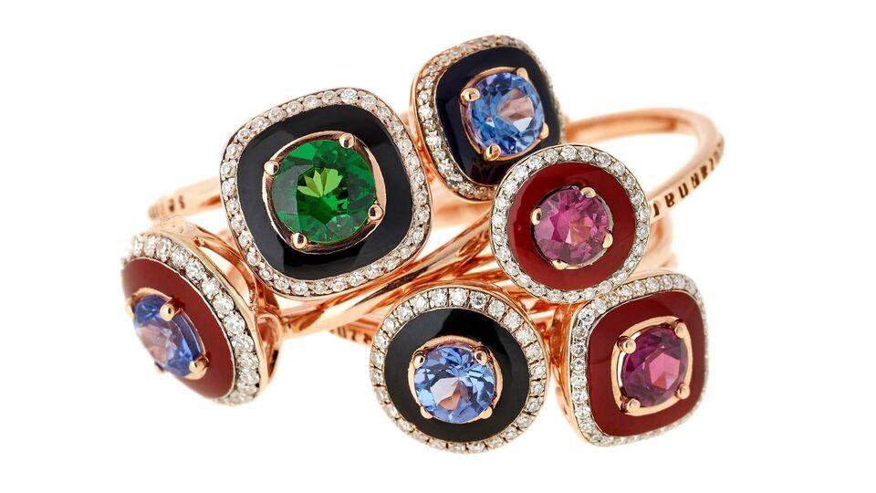 New Jewellery Collection From Sélim Mouzannar Arrives At Harvey Nichols Dubai