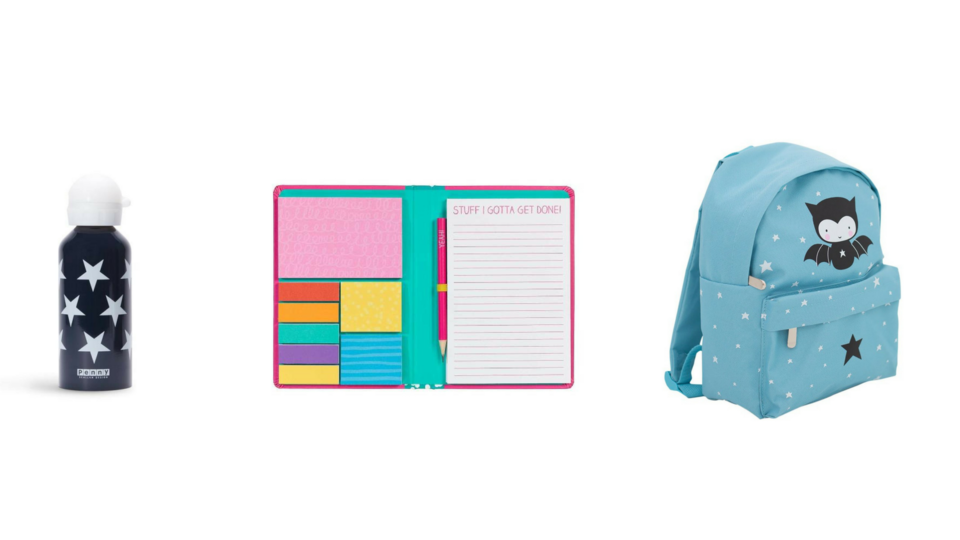 10 Stylish Back-to-School Essentials