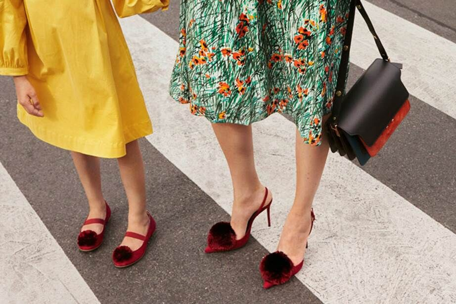 These Mini-Me Shoes Were Made For Stylish Mother-Daughter Duos