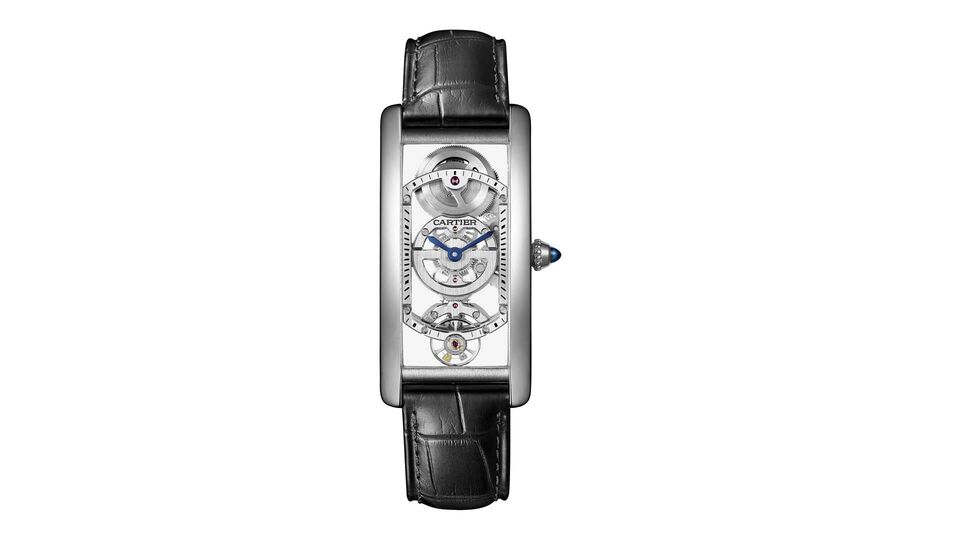 Cartier Celebrates 100 Years Of The Tank Watch