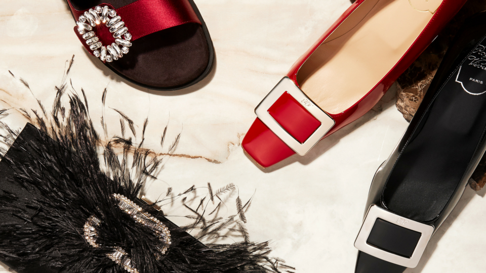 How Roger Vivier's Latest Collection Takes Inspiration From The Ottoman Empire