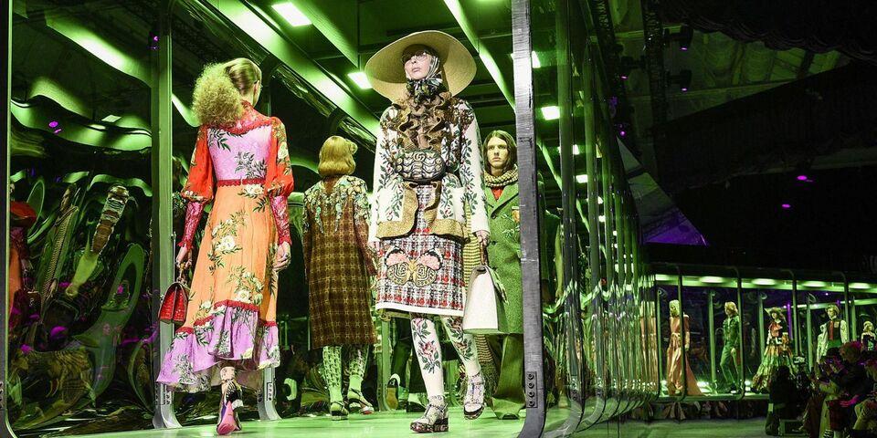 French Luxury Fashion Giants To Ban 'Size Zero' Models