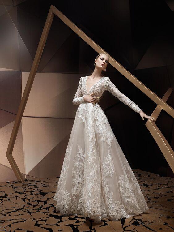 Lebanese Designer Launches New Collection Called 'Desert Phoenix'