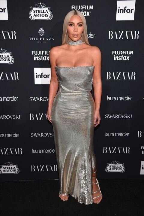 The Best Red Carpet Looks From Harper's Bazaar Icons Party