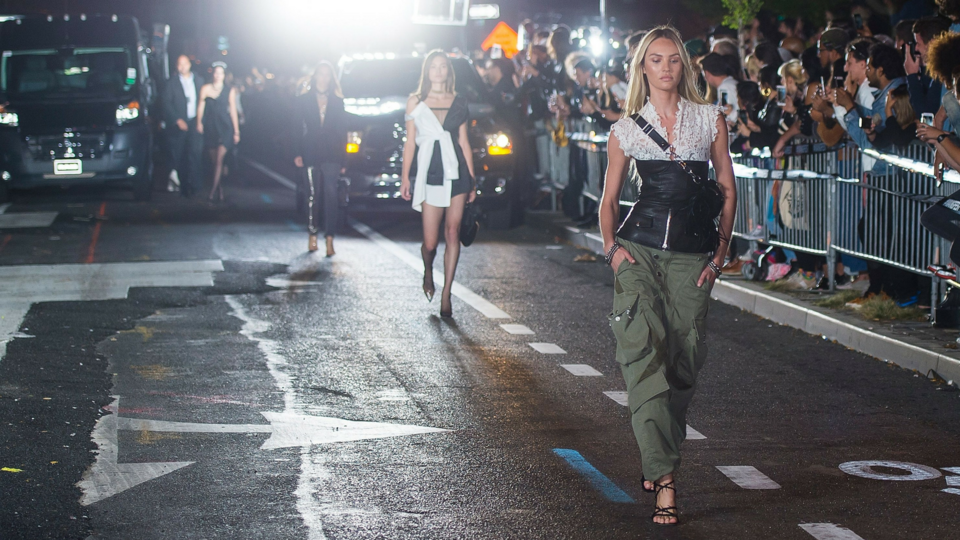 Alexander Wang Threw A Wild #WangFest In New York For Spring 2018