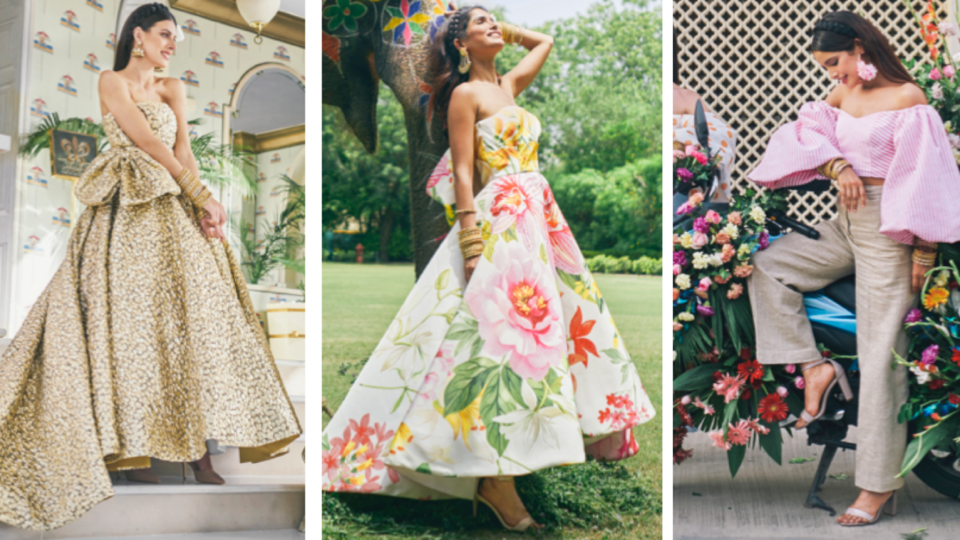 Moda Operandi Collaborates With Middle Eastern Designers