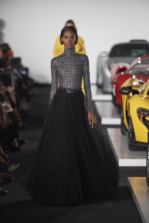 NYFW: See The Best Looks From Ralph Lauren's Fall 2017 Show