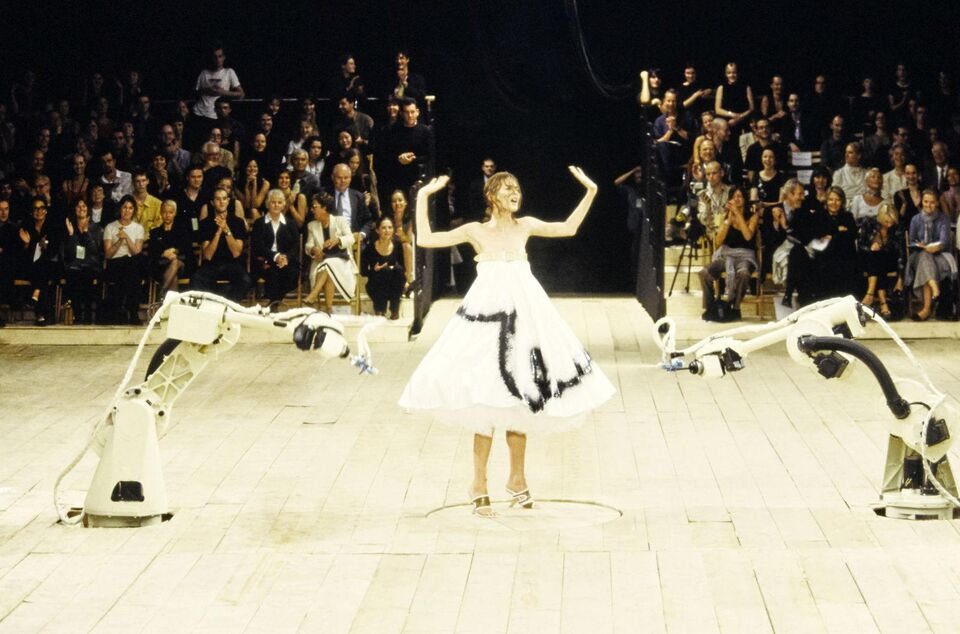 13 Iconic Moments From London Fashion Week