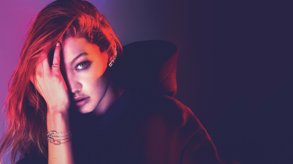 Gigi Hadid Designs Jewellery With Messika