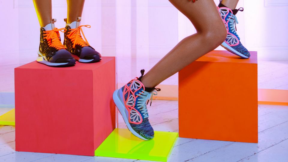 Puma and Sophie Webster Unveil A Dance-Inspired Collection