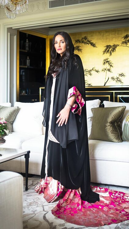 Transforming Philanthropy In The Kingdom: Bazaar In Conversation With HRH Princess Lamia