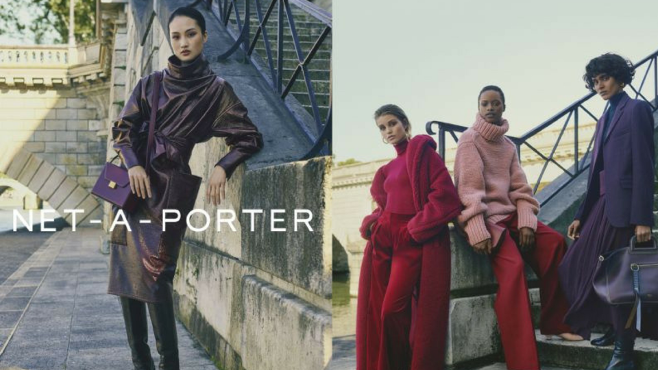 Net-a-Porter Highlights Key Trends For F/W 2017