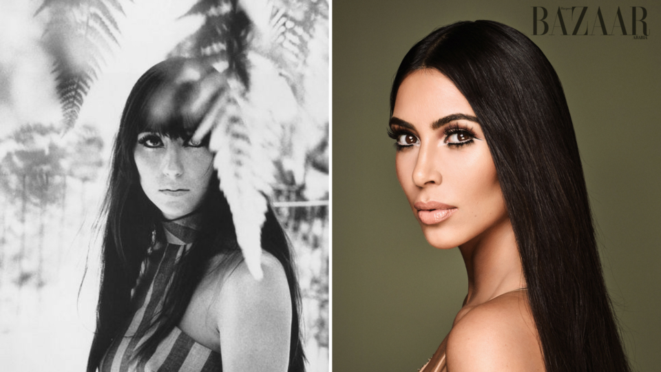 See All The Times Cher Inspired Our September Cover Shoot