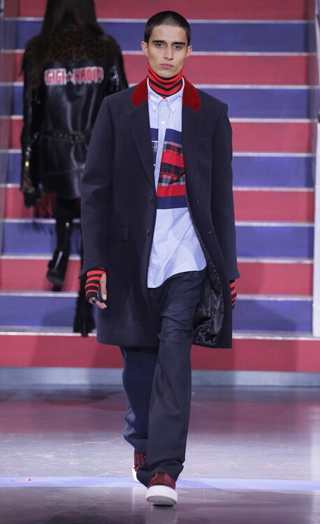 LFW: The Best Looks From Tommy Hilfiger's Fall 2017 Runway Show