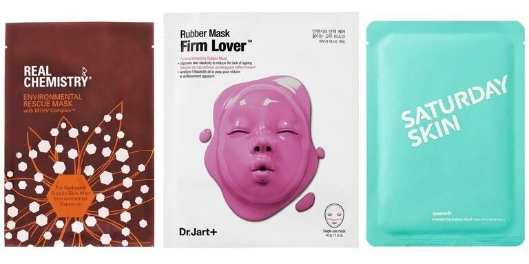 The Best Sheet Masks For Every Skin Need