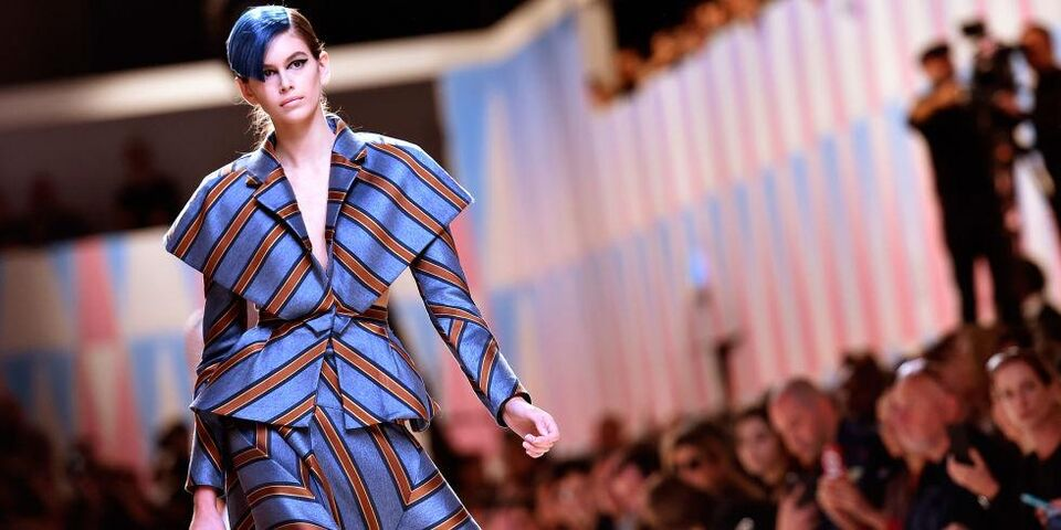 Kaia Gerber's First Fashion Month In Pictures