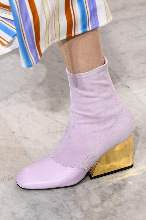 The Best Spring 2018 Shoe Trends Spotted On The Runways
