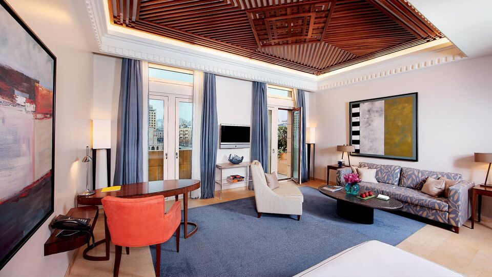 Le Gray Hotel In Beirut: A Jewel In Solidere