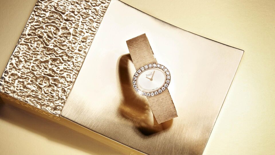 The Piaget X Nathalie Trad Collaboration Blends Contemporary Fashion With Luxury Jewels