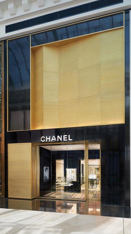 Inside Chanel's New Dubai Boutique