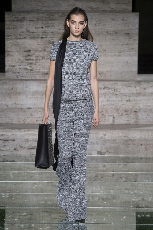 Every Look From Salvatore Ferragamo's Spring/Summer 2018 Show