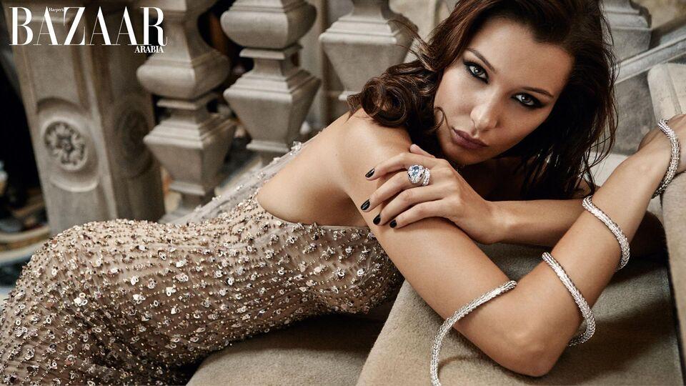 Revealed: Bazaar's October Cover Star Bella Hadid