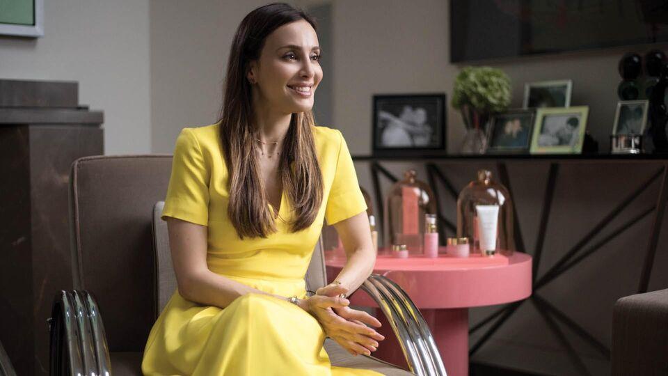 Maryam Zamani's Approach To Amazing Skin