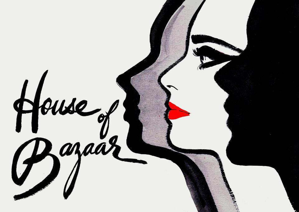 5 Questions With House of Bazaar Illustrator Regina Yazdi