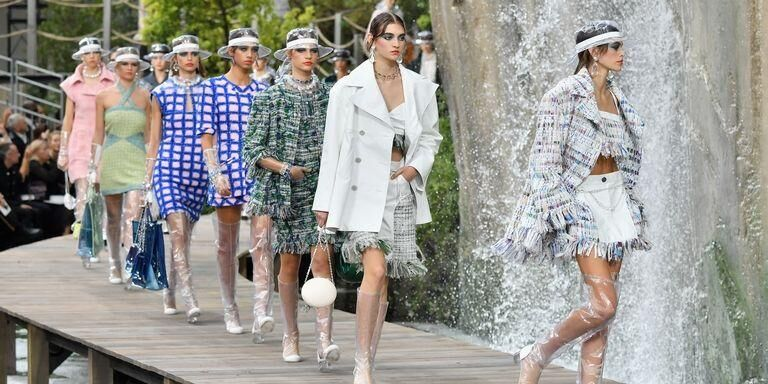 Everything To Know About Chanel's Spring 2018 Show