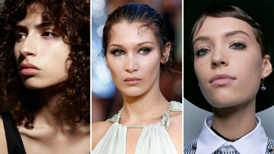 The Key Make-Up Trends For Spring/Summer 2018