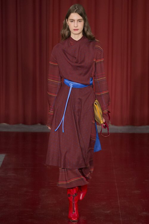 See Roksanda Illincic's A/W17 And S/S18 Collection