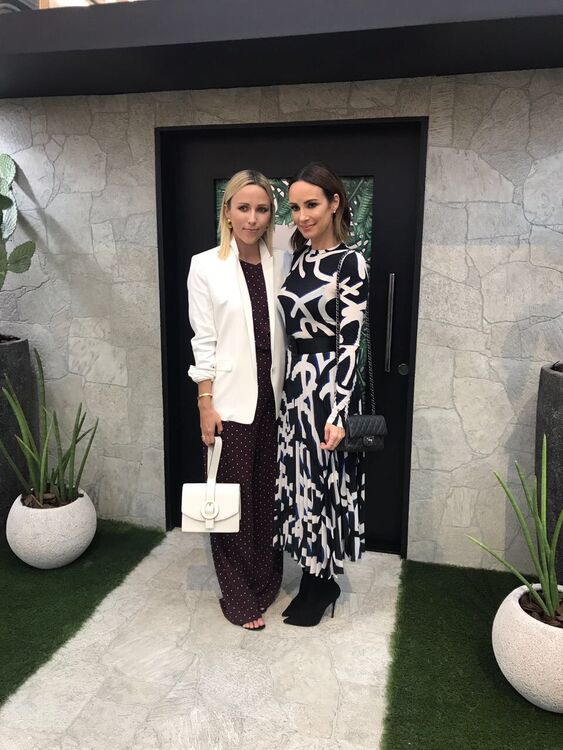 Catt Sadler And Jacey Duprie Chat Fashion And Pro-Female Instagram Accounts At #HouseOfBazaar Day Two