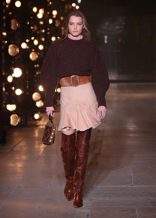 #BazaarLoves: Isabel Marant Autumn/Winter 2017