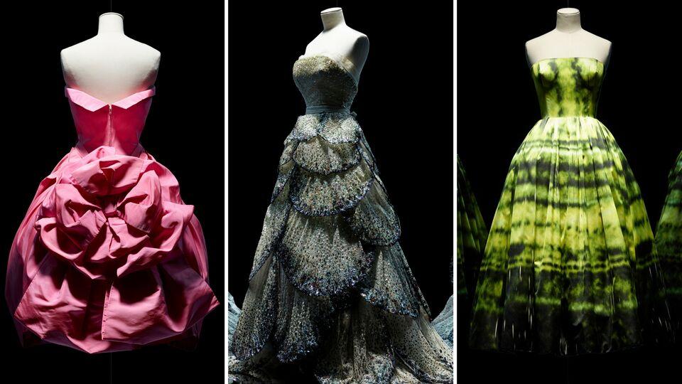 Go Behind The Scenes At Dior's Designer Of Dreams Exhibition