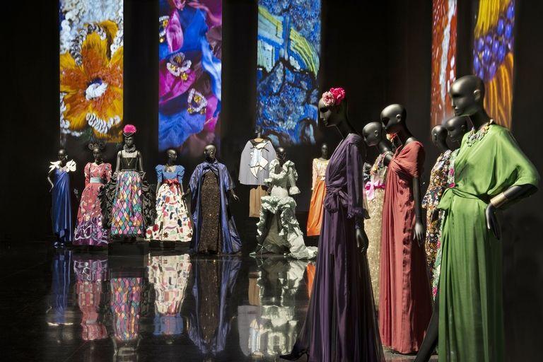 Inside Yves Saint Laurent Museum That's Opening In Marrakech